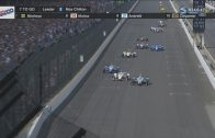 IndyCar-Series-2017.-Indy-500.-Restart-Amazing-Battle-for-Win